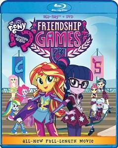 My Preschooler's Top Cartoons My Little Pony: Equestria Girls
