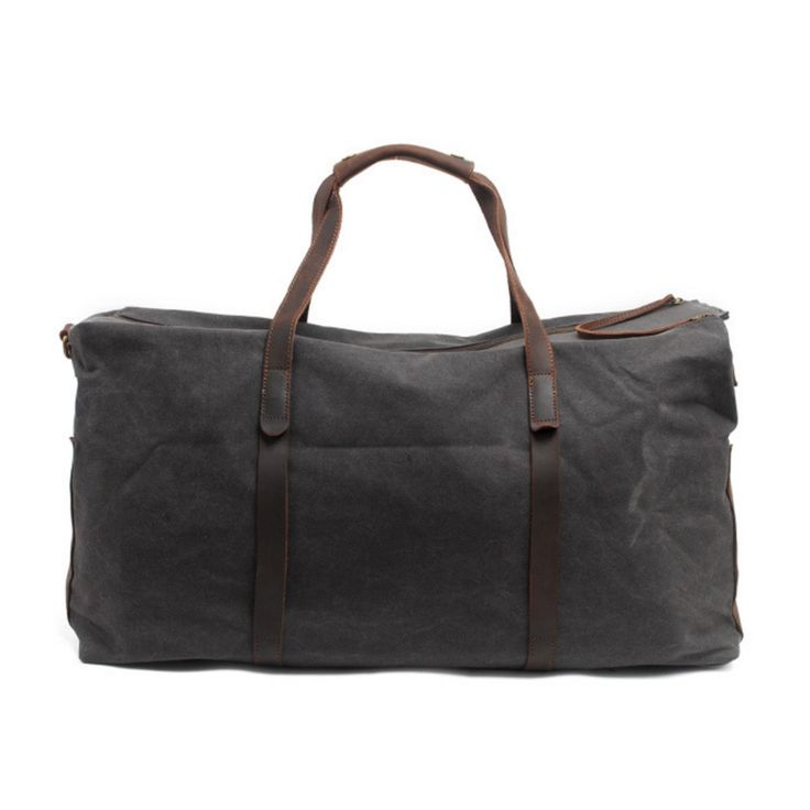 Quest, in medieval romance, is an expedition by a knight to accomplish some prescribed task, such as finding the Holy Grail.  Our Quest Minimalist Duffle Bag is made with beautiful soft leather strap and waxed canvas that is lovely packaged and protected with its own cotton dust cover, making it the perfect gift for your loved ones or a treat for yourself. The Quest Minimalist Duffle Bag speaks of a simple personality and elegance that makes it a perfect companion for hitting the gym or an…