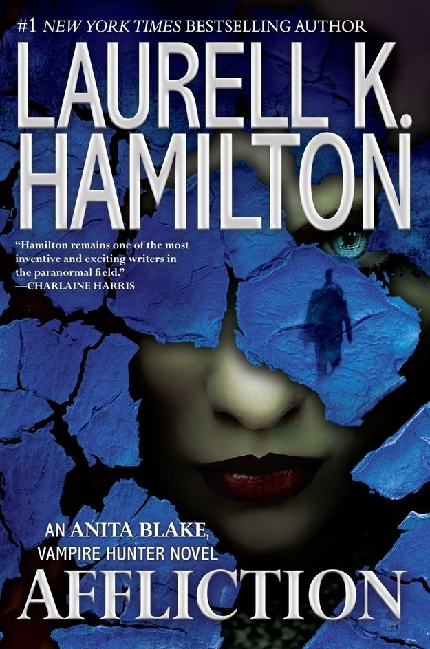 "30 ""Guilty Pleasure"" Books That Are In Fact Awesome:  The Anita Blake series - Laurell K. Hamilton"