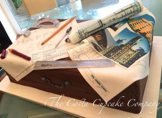 Architect Cake