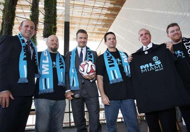 Sportvantgarde's blog. : Beckham wants to scrap MLS salary cap