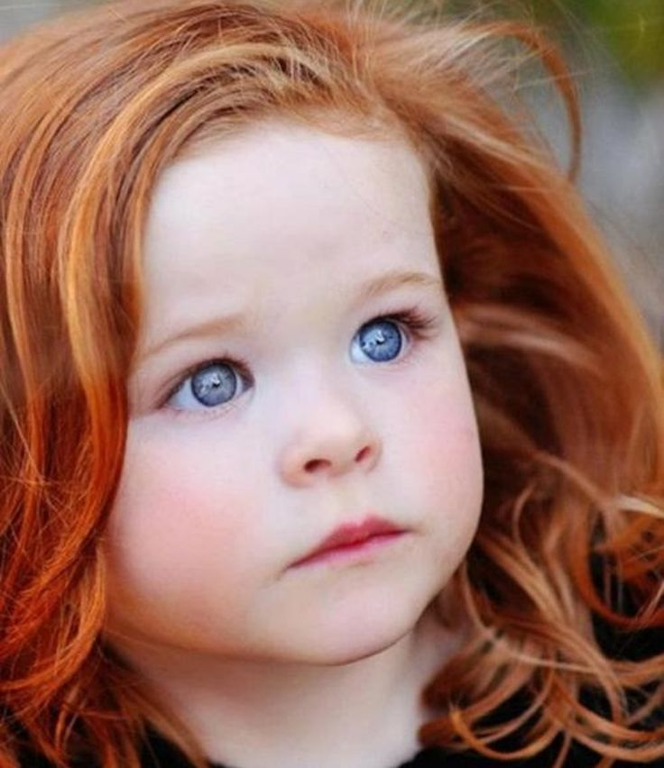 Baby Rote Haare