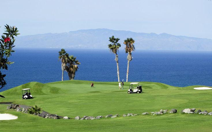 costa adeje | Golf Costa Adeje, Adeje-Tenerife, Spanien - Albrecht Golf ...