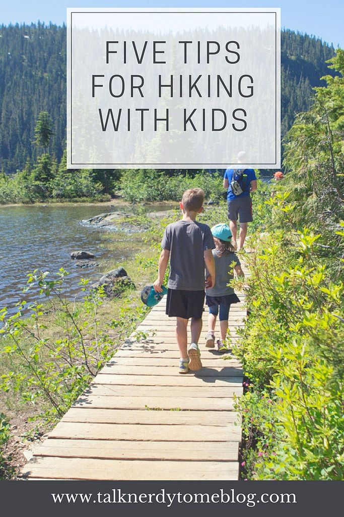 Want to start hiking with your young kids? Here are five tips to help motivate your kids to get going and then enjoy the hike! Hiking is an affordable and great way to explore.