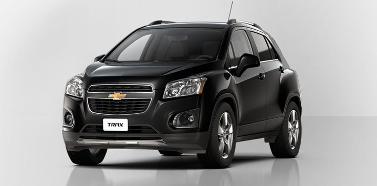 Chevy Trax Black Granite Metallic #chevrolet #SUV