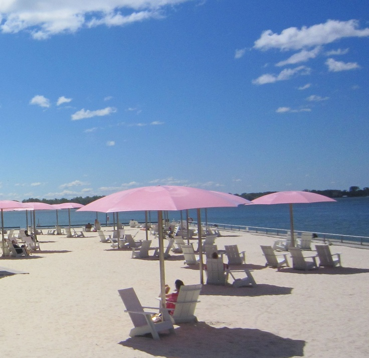 Canada's Sugar Beach Toronto