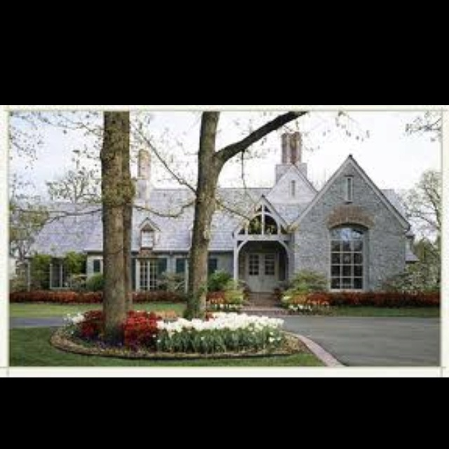 Country French Style Homes