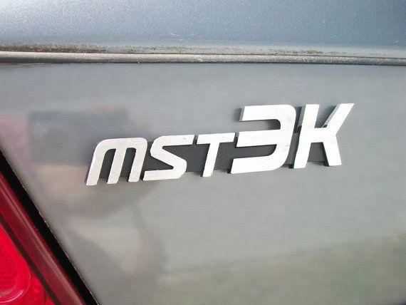 MST3K Custom Car Emblem. $15.00, via Etsy.