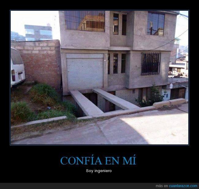 CONFÍA EN MÍ - Soy ingeniero   Fotos de memes divertidos ...