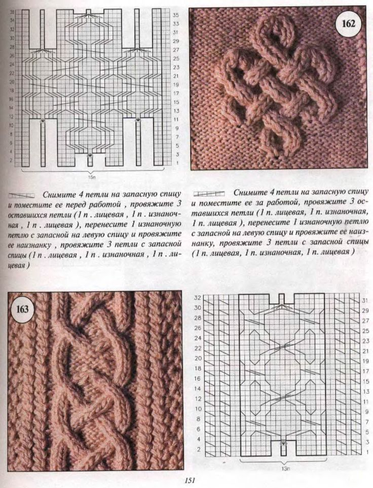 The 161 best Knitting: celtic/aran/cable stitches images on ...