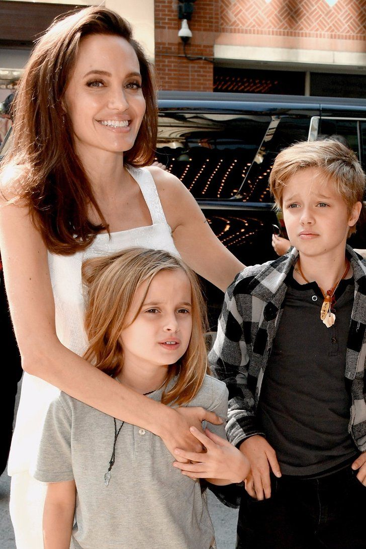 Can You Believe Almost Half of Brad and Angelina's Kids Are Teenagers?