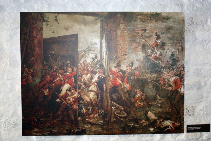 Voilà le bicentenaire de la bataille de Waterloo est derrière nous. Le Mémorial de la bataille de Waterloo est également ouvert depuis le 24 mai 2015 que je vous présenterai dans un prochain article. Mais maintenant c'est tout frais tout nouveau, voici...