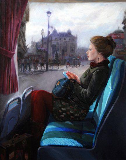 Artodyssey: Nadia Tsakova