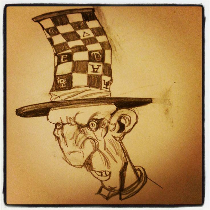Alice Madness Returns , Hatter