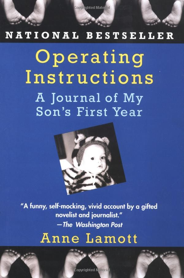 The perfect parenting book for the neurotic, liberal and chronically-late mother. I