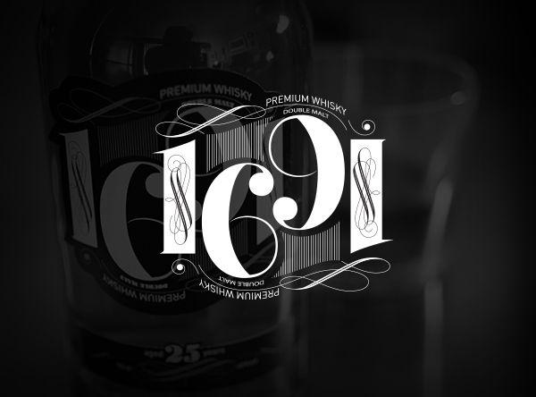 1691 Logo #design #logo #axisofevildesign