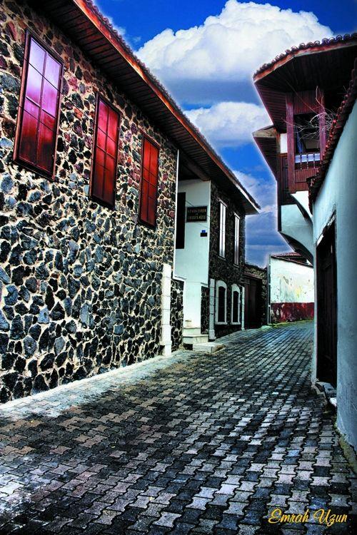 Kula evleri / Manisa