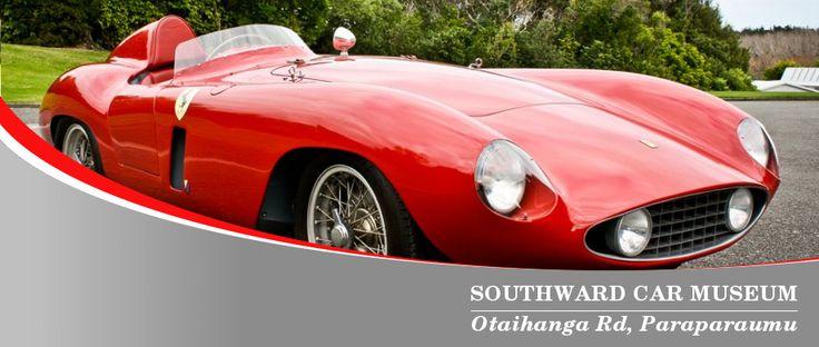Southward Car Museum - Done!