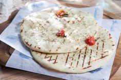 Греческая пита - пошаговый рецепт с фото: Знаменитую лепешку можно легко приготовить дома. - Леди Mail.Ru