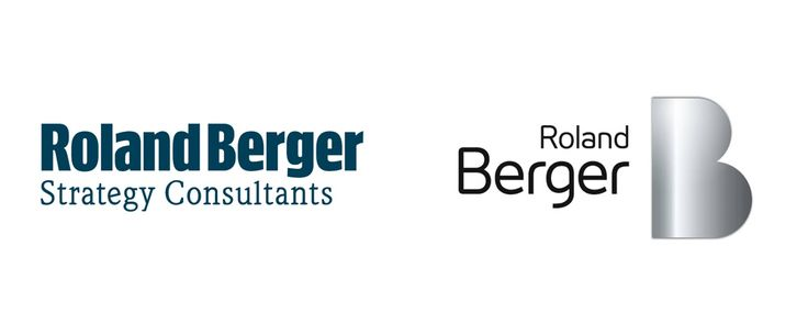 New Logo and Identity for Roland Berger by Jung von Matt