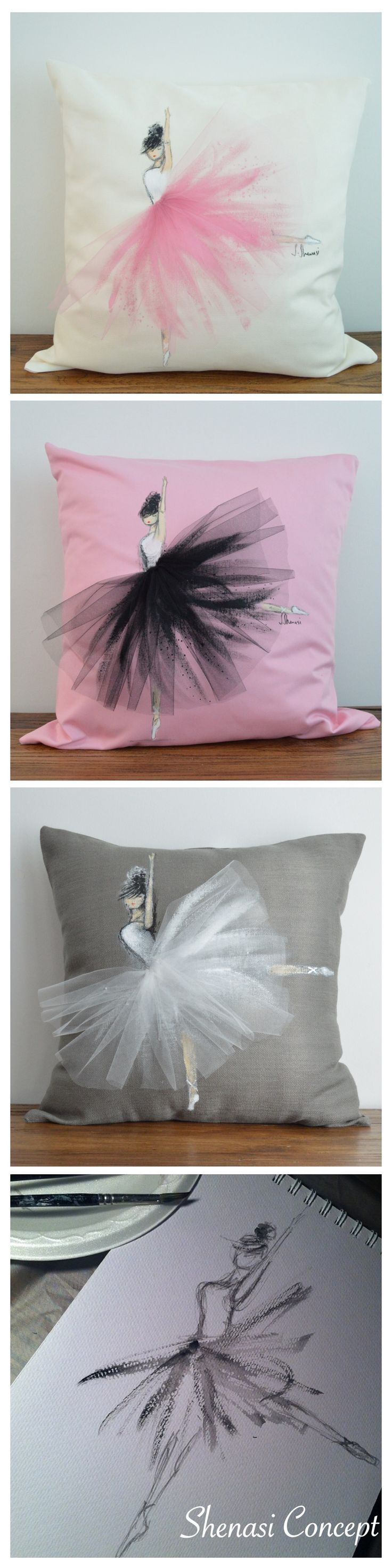 #pillow #ballerina