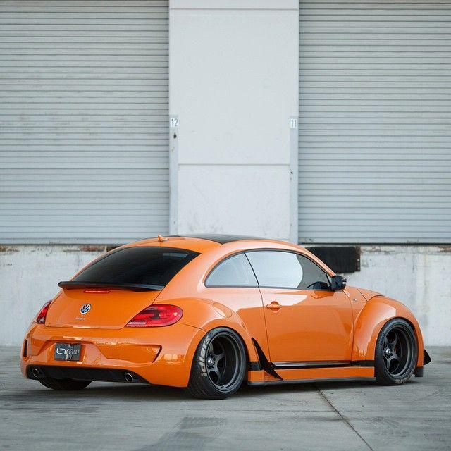 Custom Classic Trucks >> New VW Beetle Custom | Vw beetle turbo, Vw beetles, Beetle