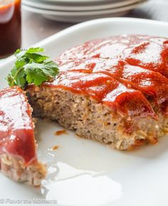 Homemade barbecue sauce, Turkey meatloaf and Barbecue sauce on ...