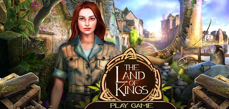 NEW FREE GAME just released! #hiddenobject #freegame #html5game #hiddenobjects Play 'The Land of Kings' here ➡ http://www.hidden4fun.com/hidden-object-games/4158/The-Land-of-Kings.html