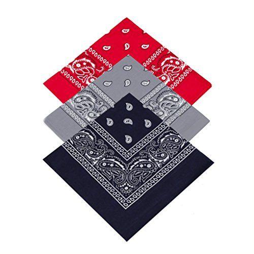Set of 3 X Paisley Bandanna headbands for Men / Women Kid... https://www.amazon.co.uk/dp/B07928JGYK/ref=cm_sw_r_pi_dp_U_x_mRRCAbYDFS0JM