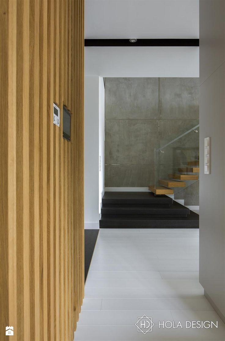 HOLA_25 - Hol / przedpokój, styl nowoczesny - zdjęcie od HOLA DESIGN