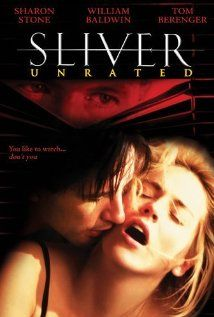 Sliver with Sharon Stone - 1993