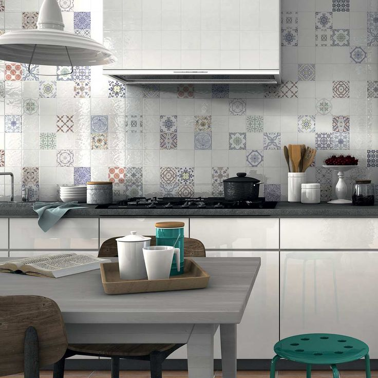 Tiles For Wall Decor Prepossessing 8 Best Kitchen With Moroccan Tiles Images On Pinterest  Moroccan Design Ideas
