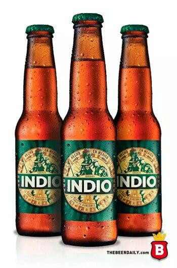 Indio.. Mexican beer