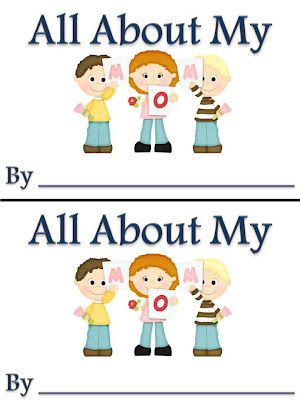 "Booklet, ""All About My Mom"" (free)"