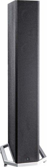"""{EM} Definitive Technology - High-Performance Tower 8"""" Speaker - Black - Front Zoom"""