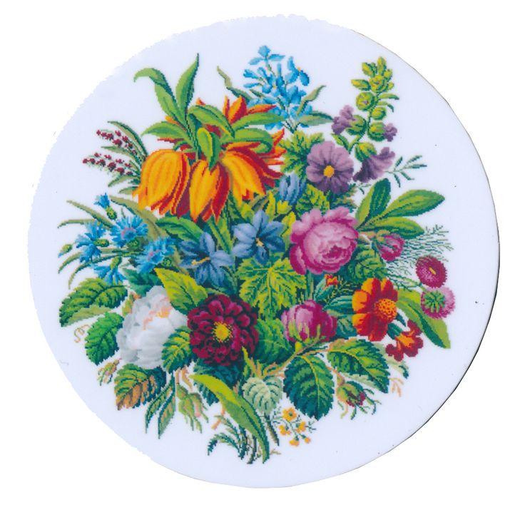 цветок рябчик на посуде: 7 тыс изображений найдено в ...