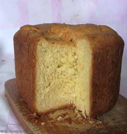 la brioche con la macchina del pane