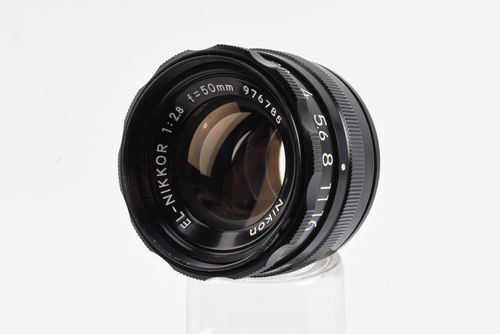Nikon EL-Nikkor 50mm f2.8 Enlarging Lens
