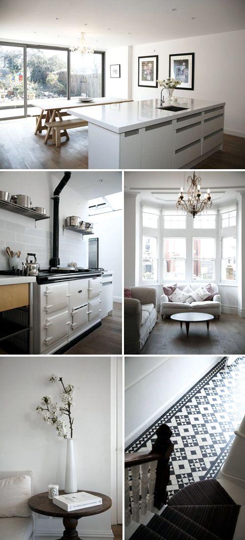 Beautiful - esp the windows and tiled hallway