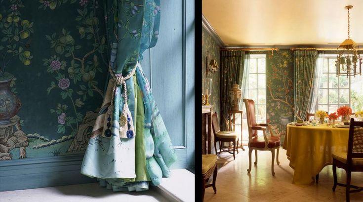 Fabrics | de Gournay