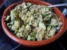 Deze frisse salade is ideaal voor een zomerse picknick of barbecue. Bovendien is het glutenvrij!