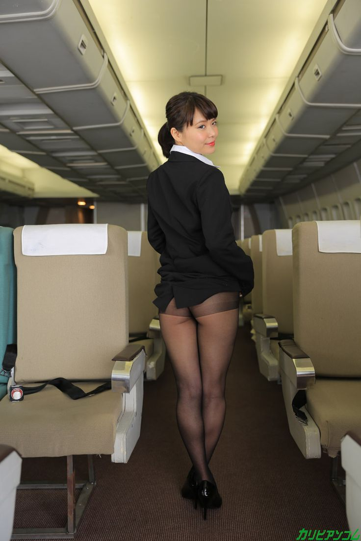 Would air stewardess in pantyhose must have