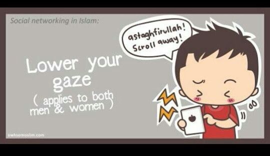 Lower ur gaze!!