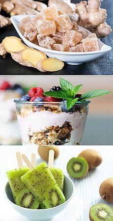 Худеем сладко: 10 низкокалорийных десертов - Диеты со всего света