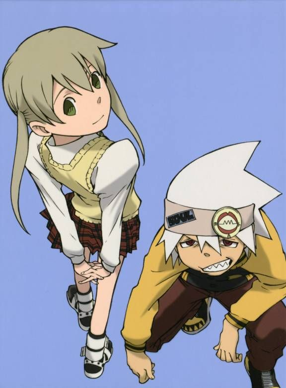 soul and maka | largeanimepaperscans_soul-eater_louise074__thisres__198055