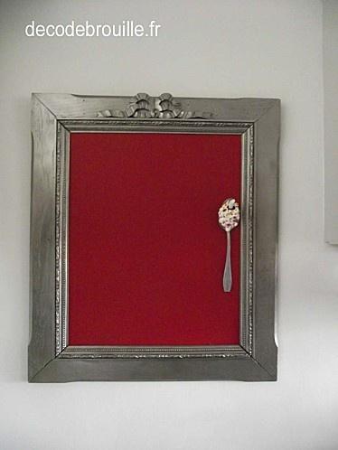 17 best ideas about peinture aimant e on pinterest porte couteau tableau b - Peinture aimantee ardoise ...
