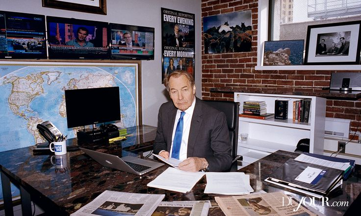 "Each weekday between 7 a.m. and 9 a.m., more than 3.5 million viewers welcome ""CBS This Morning"" anchors into their homes. But for news veterans Charlie Rose, Gayle King and Norah O'Donnell, the day starts long before they arrive at their Midtown Manhattan studio. Charlie Rose, pictured above, rises at around 3:50 a.m.—""I have multiple alarm clocks, though I generally wake up on my own,"" he says. By the time he reaches the office, he has already devoured the morning paper."