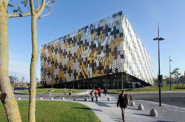 's  Hertogenbosch, parkeergarage Jeroen Bosch ziekenhuis