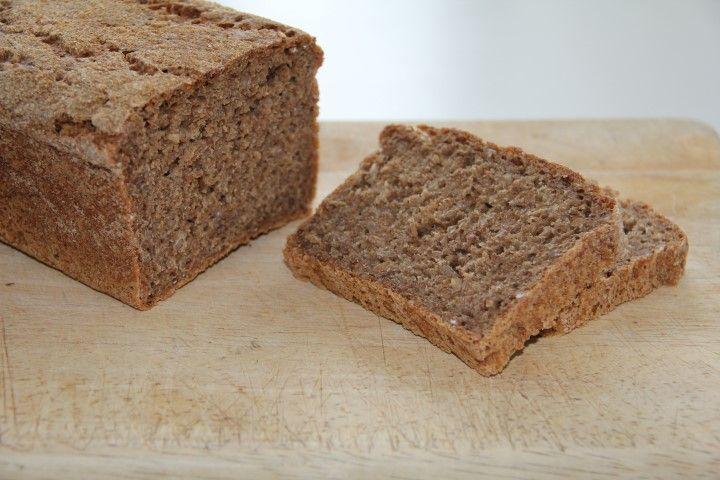 Grovt rågbröd bakat på surdeg – Bröd&Kvarn i 2020 (med