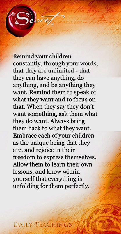 Admirable I'll really try and follow this advice with my 4boys and 4 grandsons